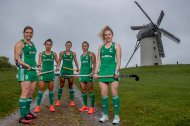 SoftCo Sponsored Ireland Women's Hockey Squad announced for the EuroHockey Championships
